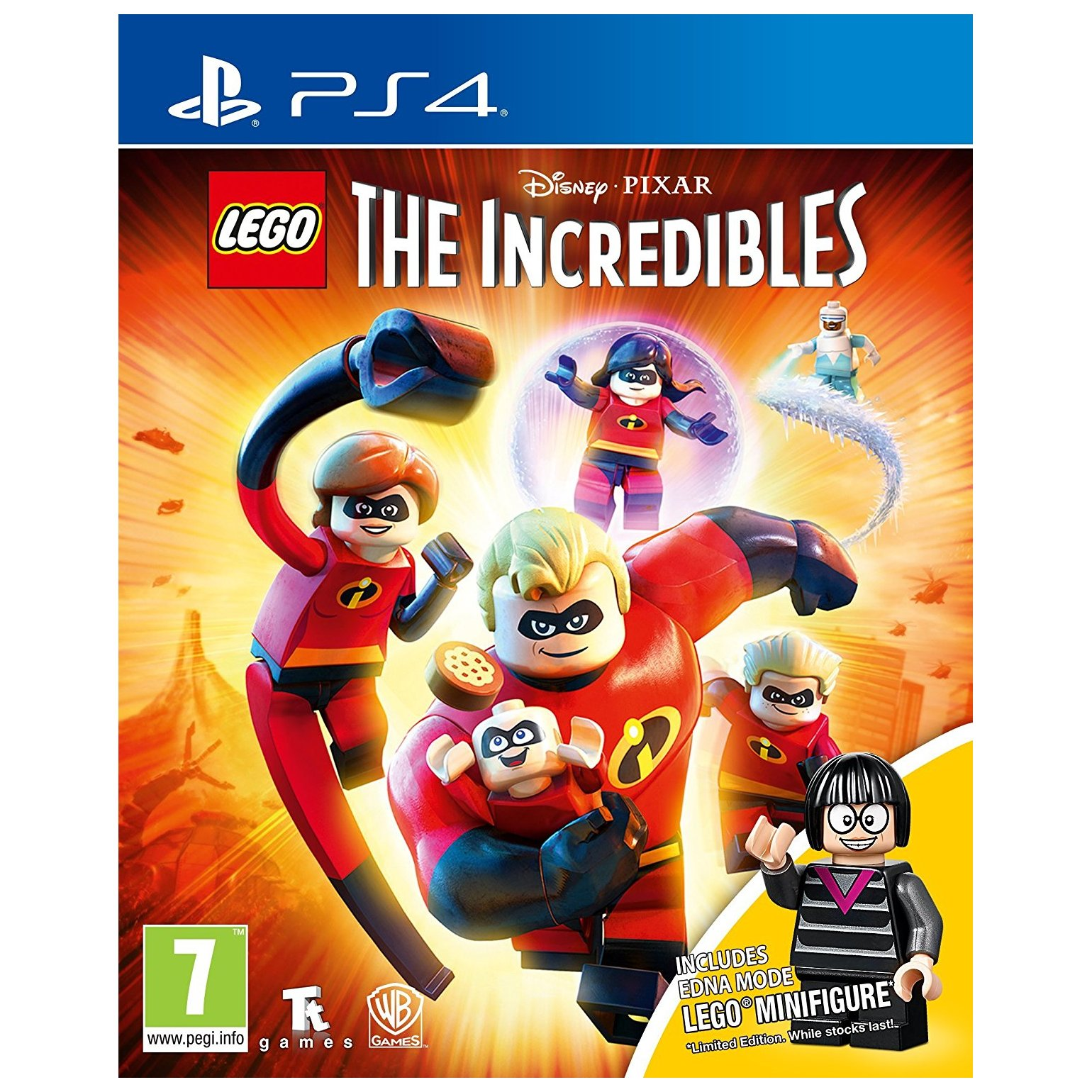 Ps4 Escapist 2 Game Price In Bahrain Buy Tekken 7 Region 3 Bonus Lego Toys The Incredibles Toy Edition